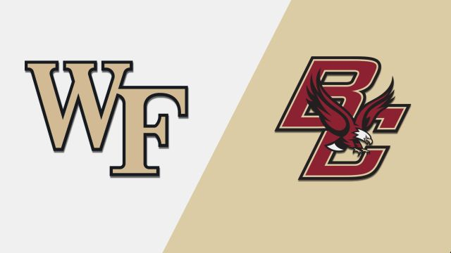Wake Forest vs. Boston College (Football)