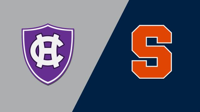 Holy Cross vs. Syracuse (Football)