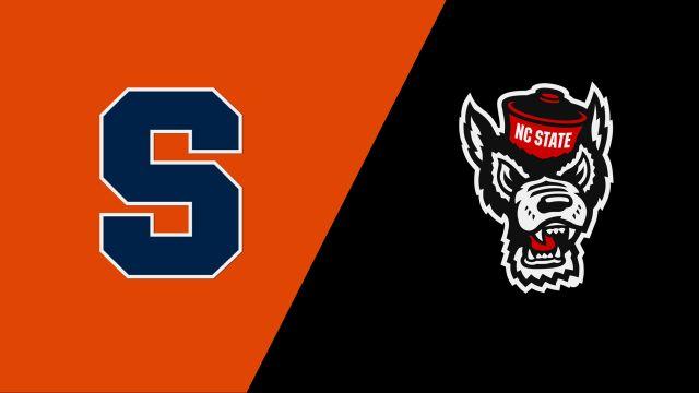 Syracuse vs. NC State (Football)
