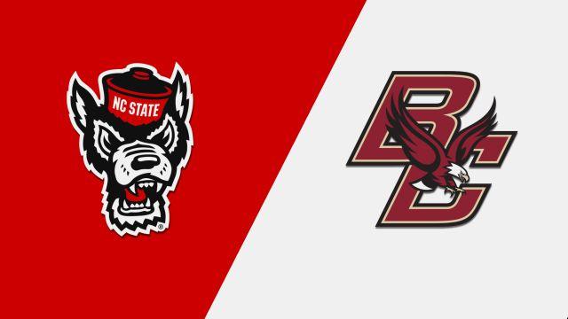 NC State vs. Boston College