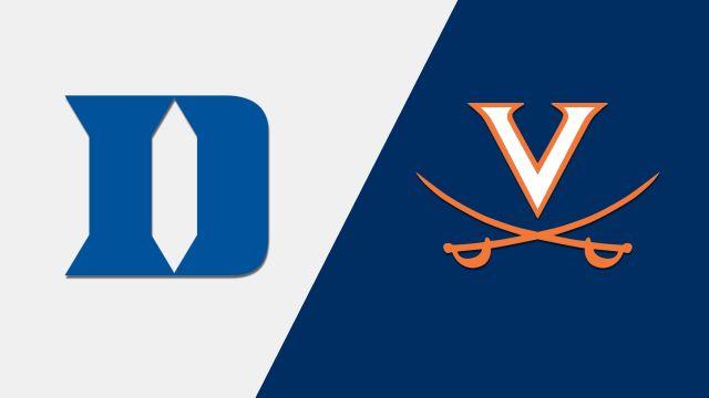 Duke vs. Virginia (Football)