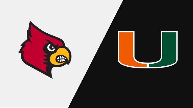Louisville vs. Miami (Football)