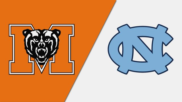 Mercer vs. North Carolina (Football)