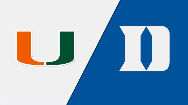 Miami vs. Duke (Football)