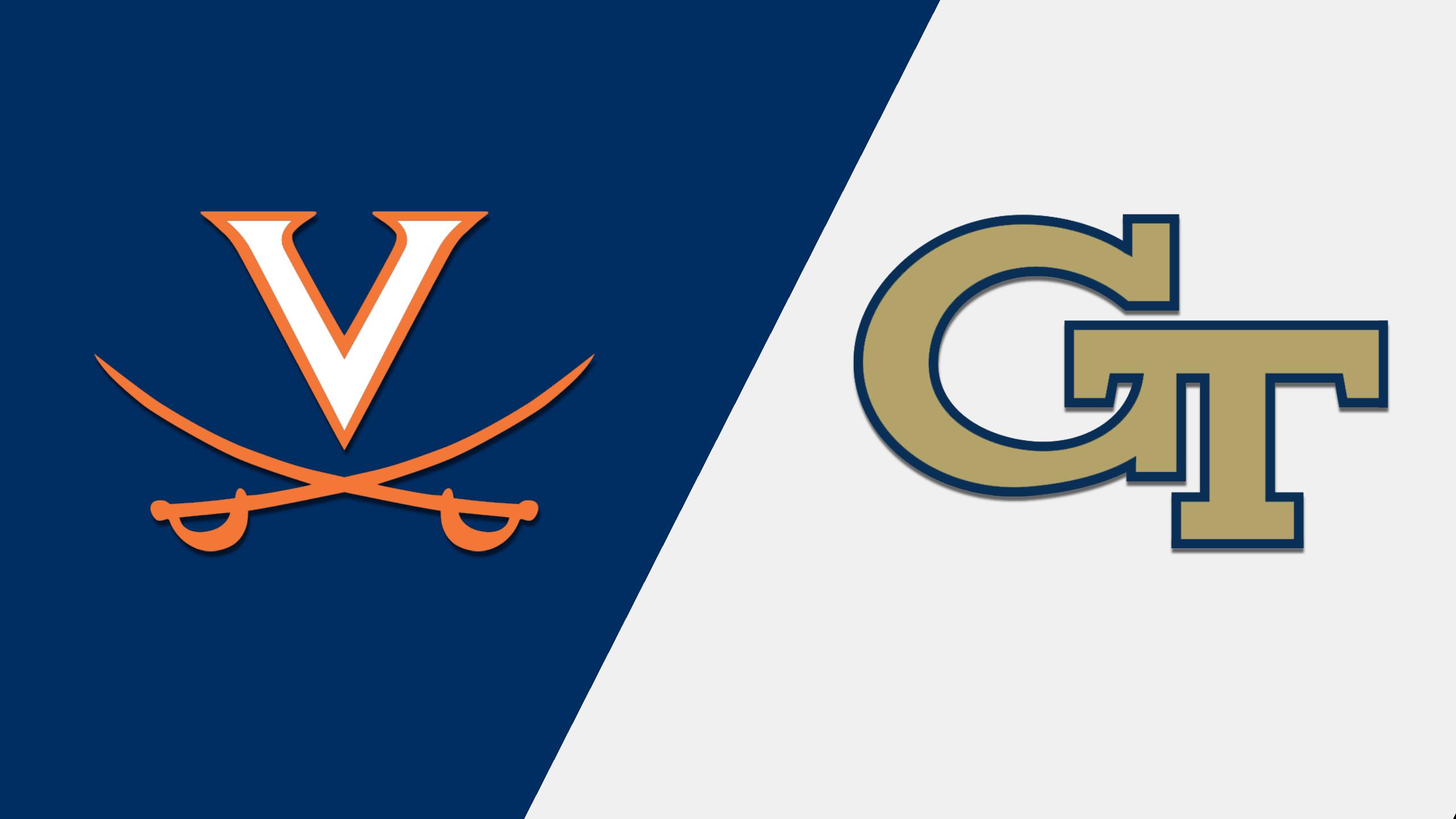 Virginia vs. Georgia Tech