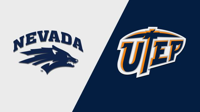 Nevada vs. UTEP (Football)