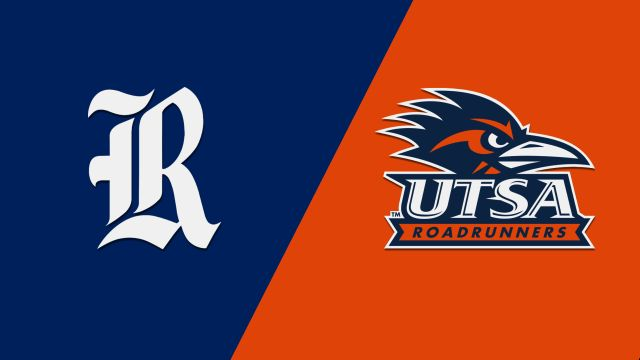 Rice vs. UTSA (Football)