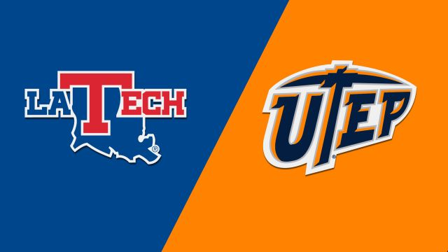 Louisiana Tech vs. UTEP (Football)