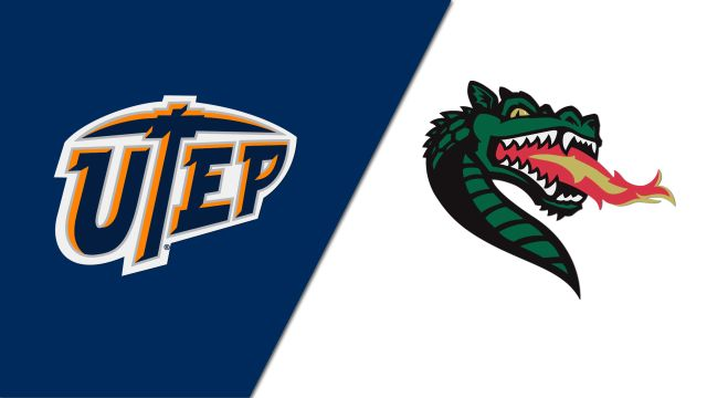 UTEP vs. UAB (Football)