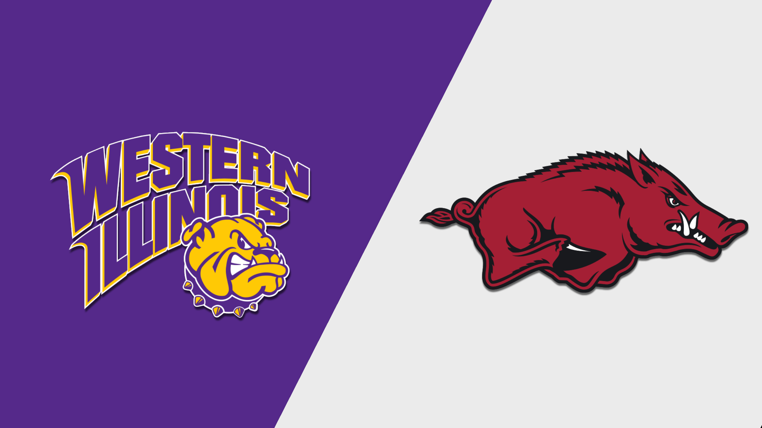 Western Illinois vs. Arkansas (Baseball)