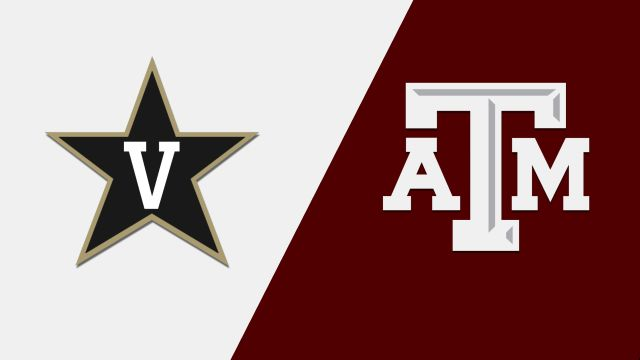 #2 Vanderbilt vs. #22 Texas A&M (Baseball)