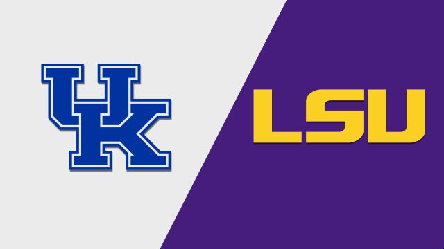Kentucky vs. #13 LSU (Baseball)