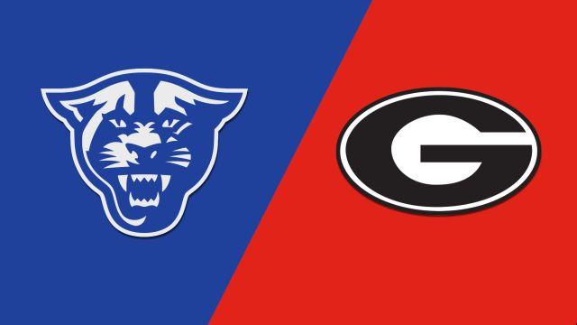 Georgia State vs. #8 Georgia (Baseball)
