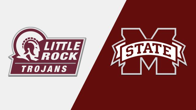 Arkansas-Little Rock vs. #4 Mississippi State (Baseball)