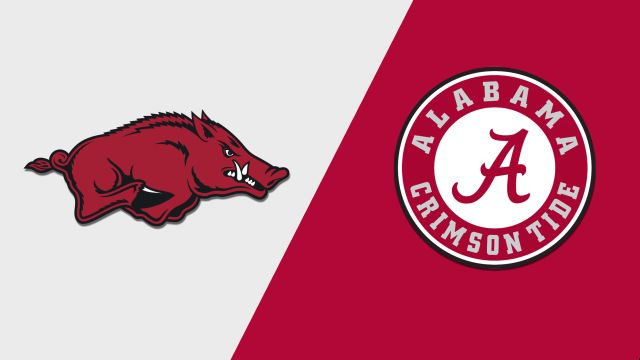 Arkansas vs. Alabama (Baseball)