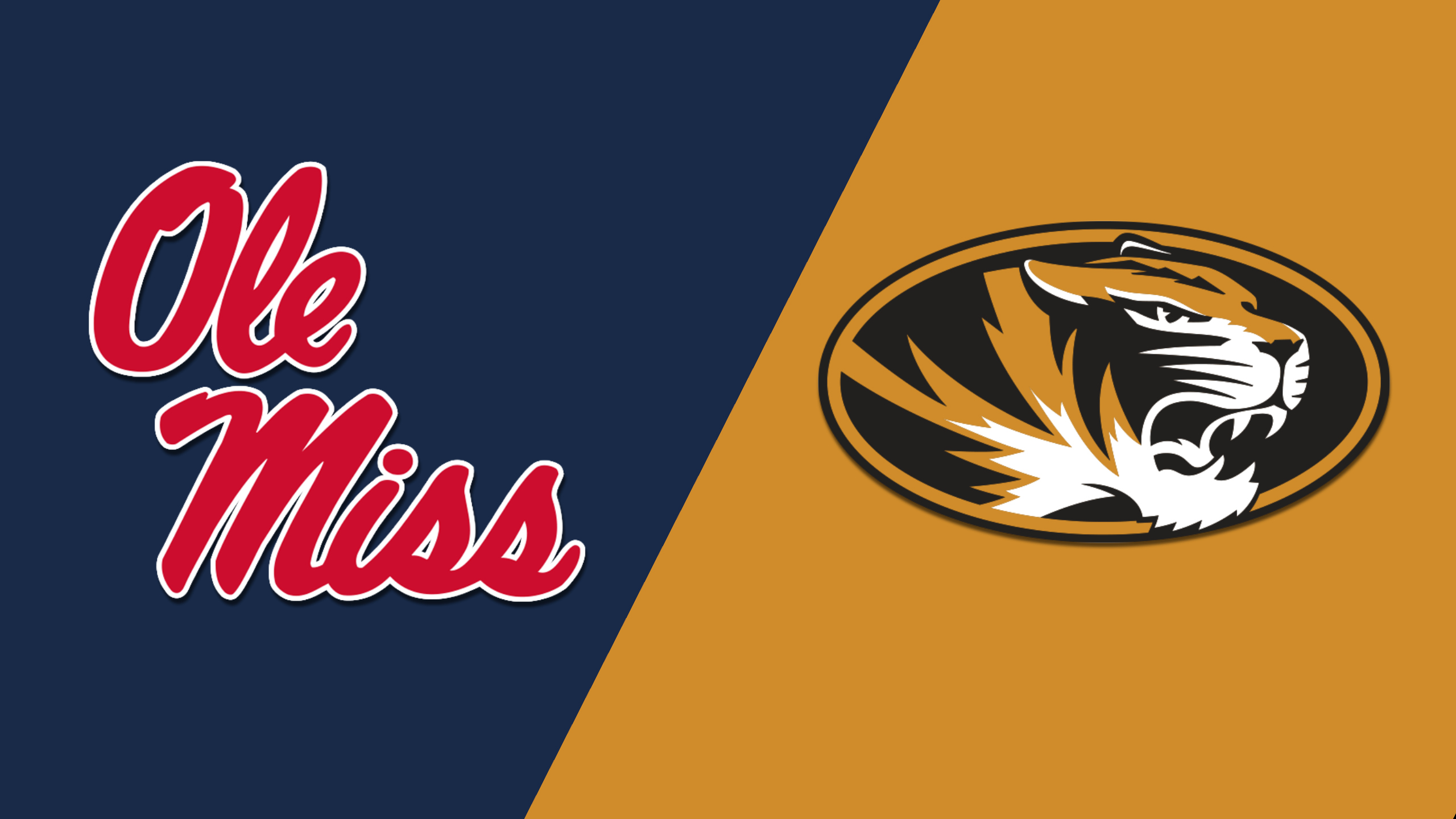 #20 Ole Miss vs. Missouri (Baseball) (re-air)