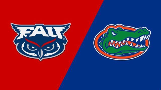 Florida Atlantic vs. Florida (Baseball)