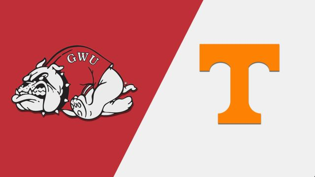 Gardner-Webb vs. Tennessee (Baseball)