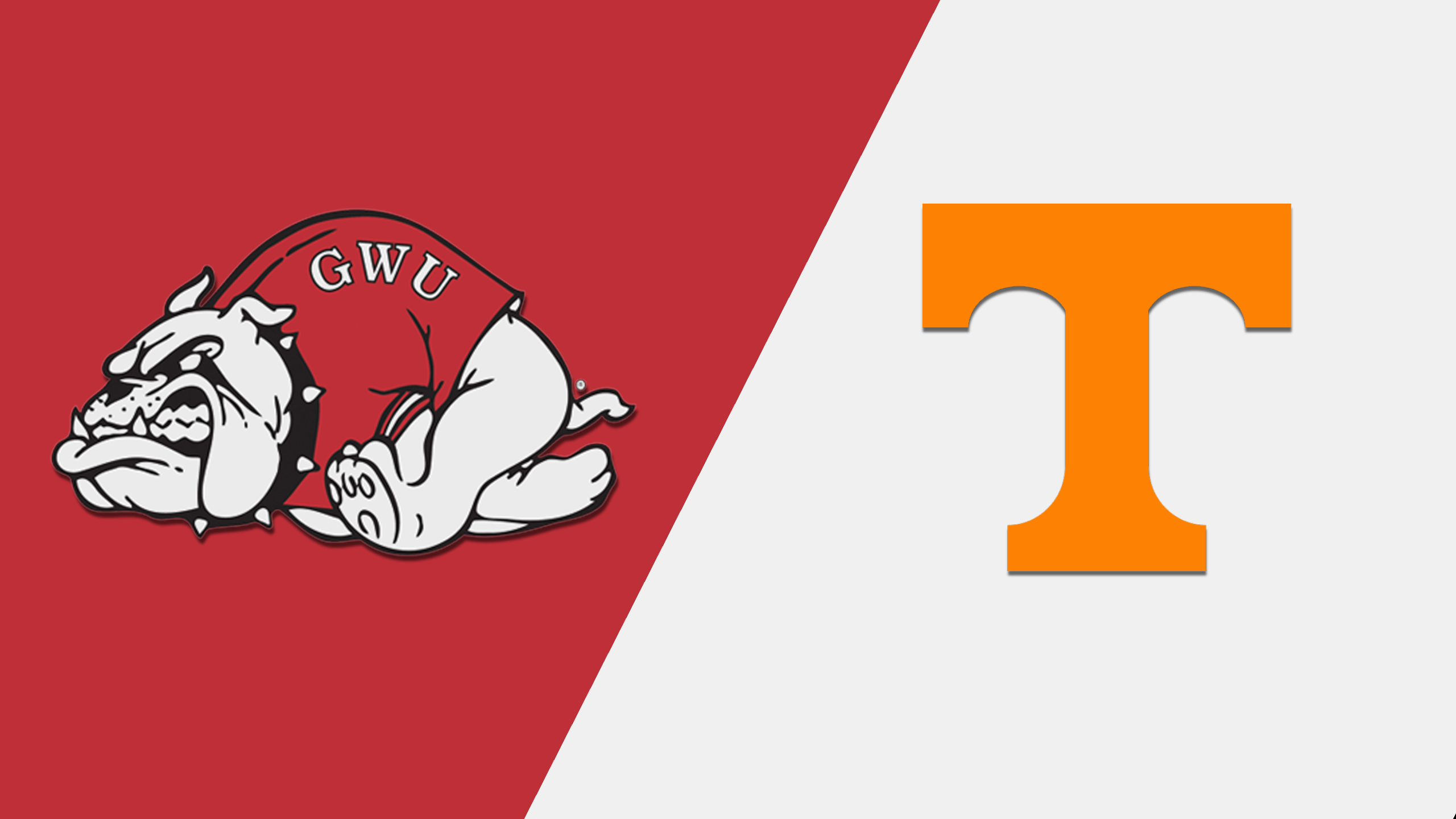 Gardner-Webb vs. #18 Tennessee (Baseball)