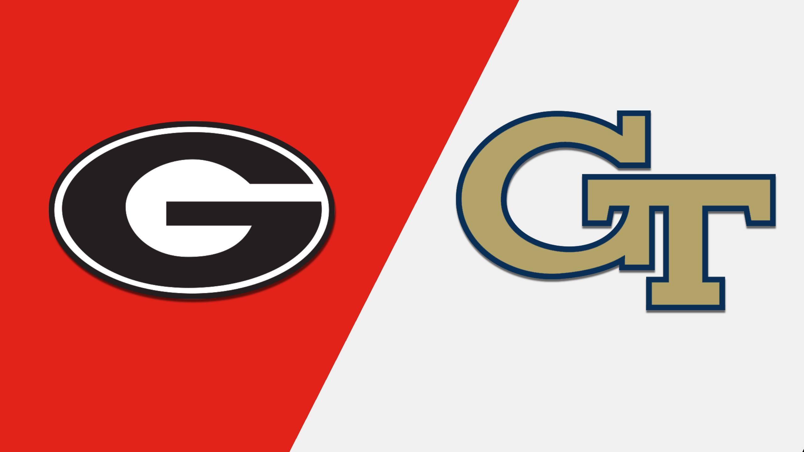 Georgia vs. Georgia Tech (Baseball)