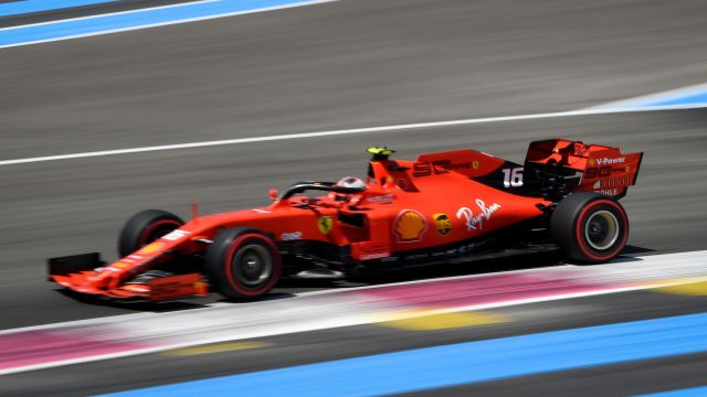 Formula 1 Pirelli French Grand Prix Practice 3