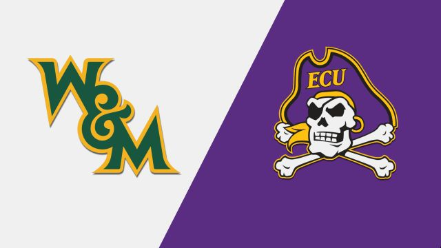 William & Mary vs. East Carolina (Football)