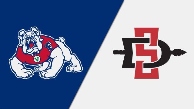 Fri, 11/15 - Fresno State vs. San Diego State (Football)