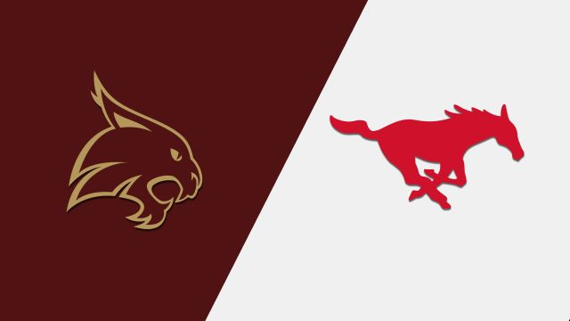 Texas State vs. SMU (Football)