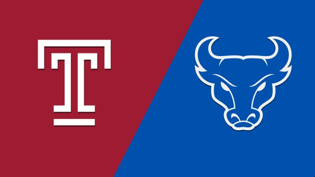 Sat, 9/21 - Temple vs. Buffalo (Football)