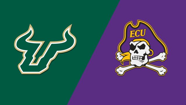 South Florida vs. East Carolina (Football)