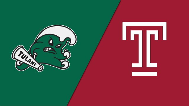 Sat, 11/16 - Tulane vs. Temple (Football)