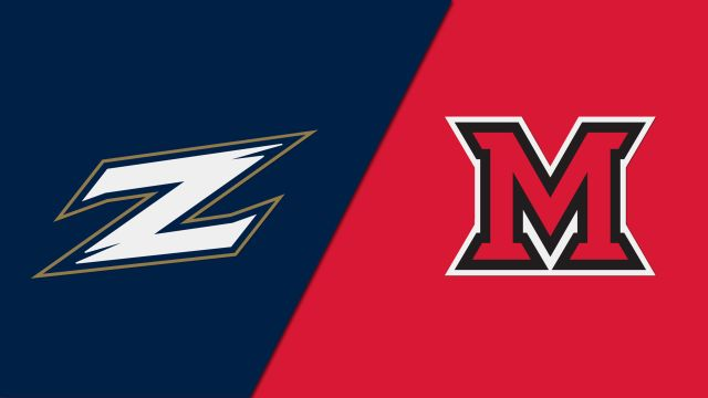 Wed, 11/20 - Akron vs. Miami (OH) (Football)