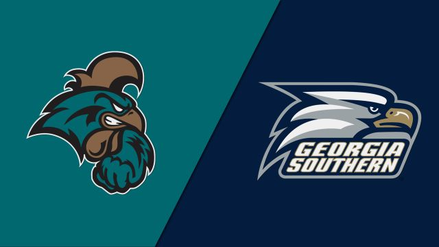 Coastal Carolina vs. Georgia Southern (Football)