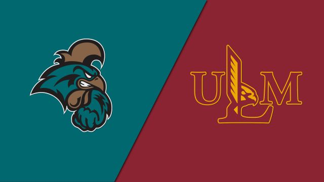 Coastal Carolina vs. Louisiana-Monroe (Football)