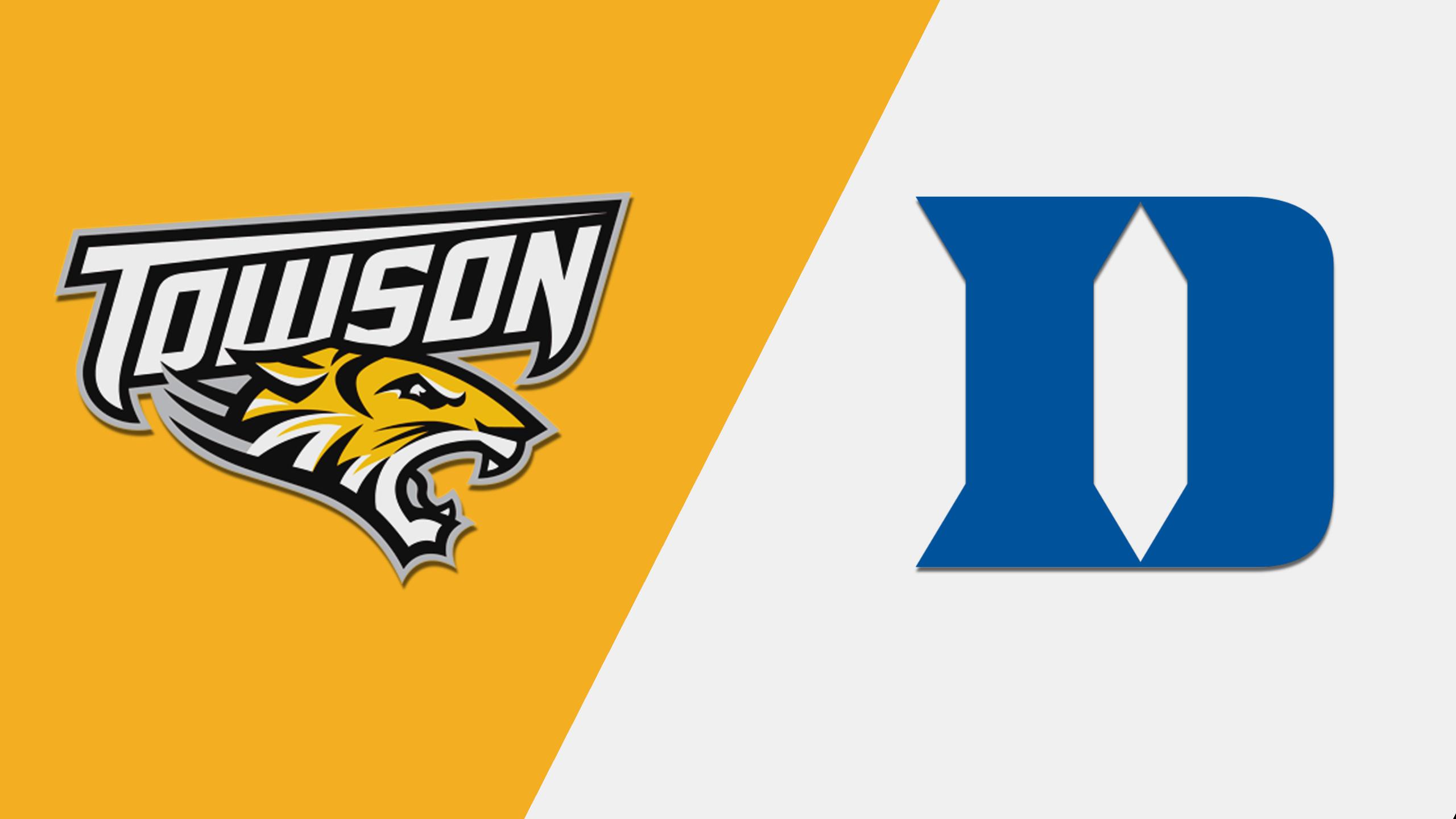 #5 Towson vs. #2 Duke (M Lacrosse)