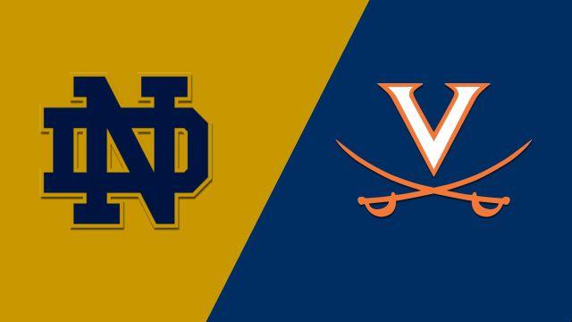 #7 Notre Dame vs. #12 Virginia (M Lacrosse)
