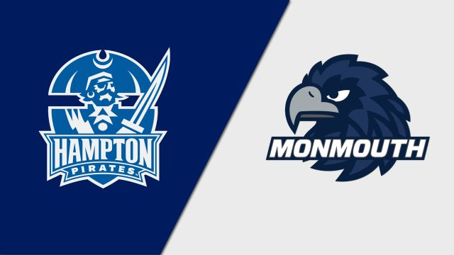 Hampton vs. Monmouth (Football)