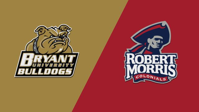 Bryant vs. Robert Morris (Football)
