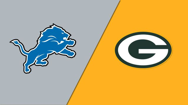 In Spanish-Detroit Lions vs. Green Bay Packers