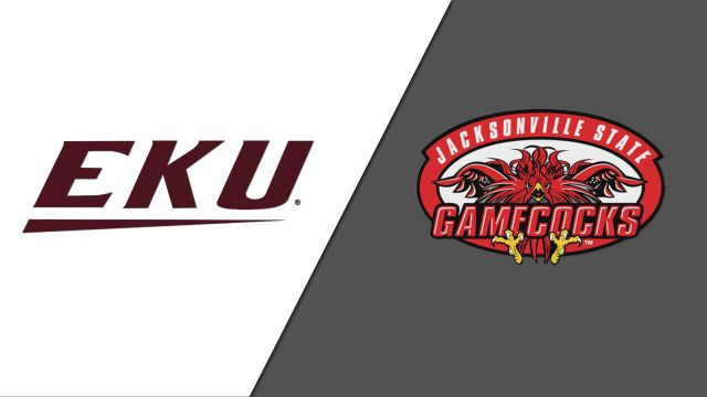 Eastern Kentucky vs. Jacksonville State (Football)
