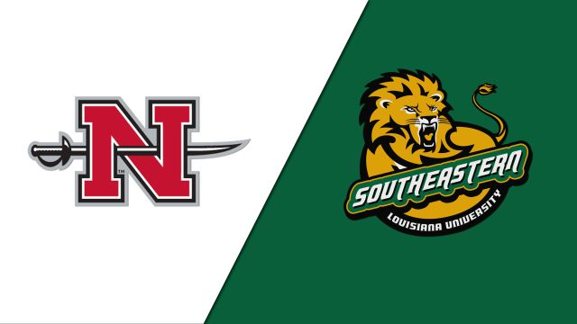 Nicholls vs. Southeastern Louisiana (Football)
