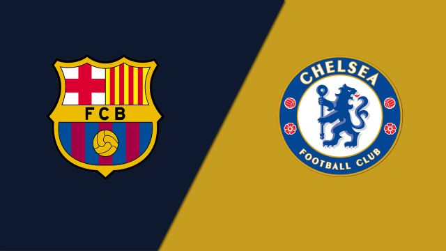 Barcelona vs. Chelsea (International Friendly)