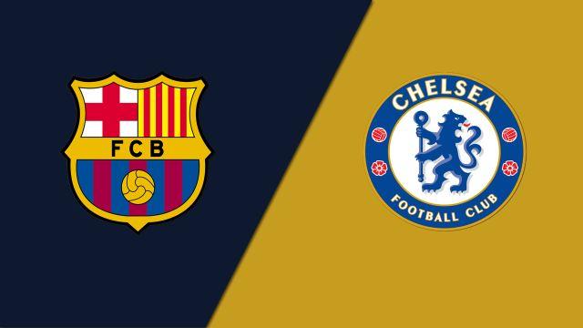 Tue, 7/23 - Barcelona vs. Chelsea (Rakuten Cup)