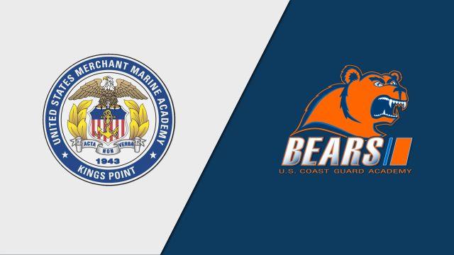 Merchant Marine Academy vs. Coast Guard Academy (Football)