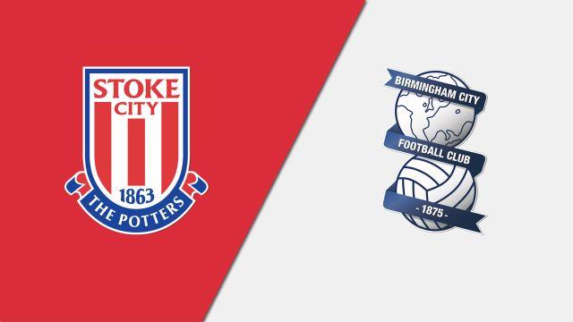 Stoke City vs. Birmingham City