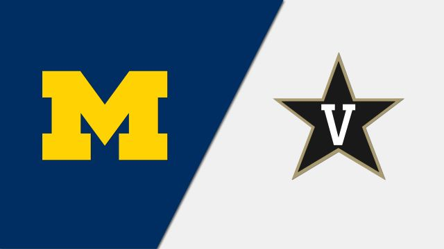 Michigan vs. Vanderbilt (CWS Finals Game 1)