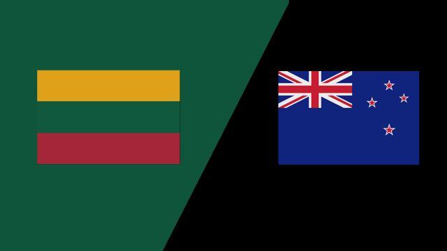 Lithuania vs. New Zealand (International Friendly)