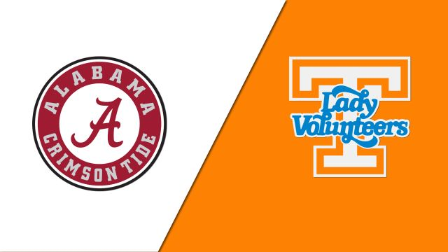 Alabama vs. Tennessee (W Volleyball)