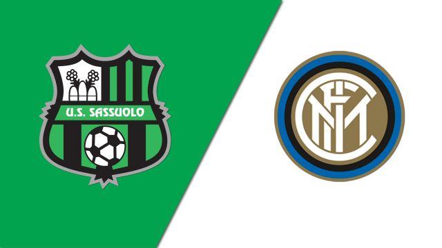 Sassuolo vs. Internazionale