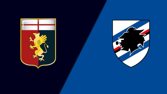 Genoa vs. Sampdoria